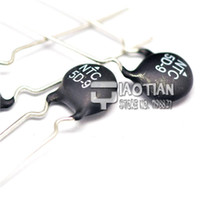 Wholesale Thermistor Thermal Resistor Rated Resistor at C Ohm NTC D