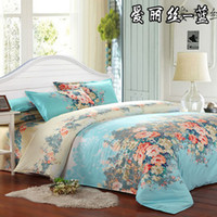 Wholesale kinds Cheap printing bedding set bed linen bed set sheet duvet cover Pillowcase king size full size