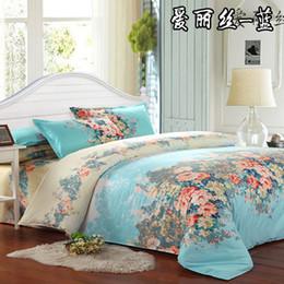 Wholesale kinds Cheap printing bedding set bed linen bed set sheet duvet cover Pillowcase king size full size