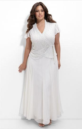 J Kara Mother Of The Bride Dresses Plus Size