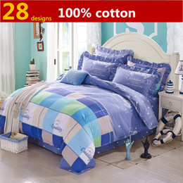 Wholesale Bedding bedding sets luxury Duvet Cover frozen Bed sheet Pure Cotton roupa jogo de cama duvet cover bed linen