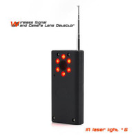 Wholesale Spy Cameras Lens Detector Wireless Signals Finder and Personal Security Device