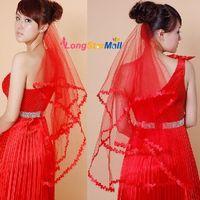 Wholesale wedding veil a bridal veil wedding veil wedding accessories long LSM431