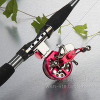 automatic fly fishing reel - Summer new arrival multifunctional fishing reel band automatic core