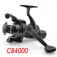 Fly Fishing Additive Rear Drag Spinning Reel Wholesale-Fishing reel 4000 series spinning reel discount hot fishing reel sale