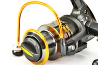 best fly fishing reels - BB Spinning Fishing reel JS1000 best fishing reel Banax Coil equipment for fishing tackle Penn