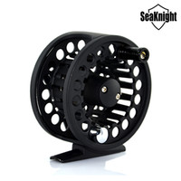 aluminum lake - Available CNC Fly Fishing Reels Large Arbor Aluminum Fly Fish Feeder Coil WHEEL Saltwater Lake BB mm M mm