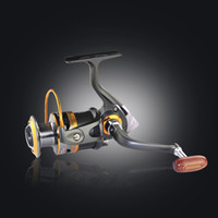 Fly Fishing fly fishing ice fishing Wholesale-Lure Gift 2015 New German Technology 11BB Bearing Balls 2000-6000 Spinning Reel Hot Sale for Shimano Feeder Fishing reel pesca
