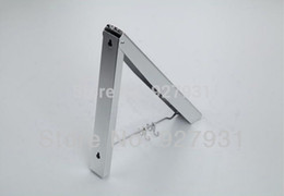 Wholesale And Retail Wall Mounted Folding Balcony bedroom Coat Hanger Home Plastic Clothes horse