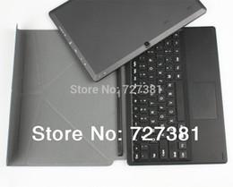 Wholesale QTECH G Inch Convertible Ultrabook Intel Quad Core Windows PRO Tablet PC Detachable Keyboard Russian vs surface pro