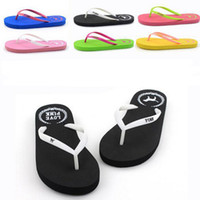 Chunky Heel beach for dogs - New Fashion Women Shoes Casual Flat Cool Light Pink Dog Beach Flip flops Sandals for Woman Girls Ladies
