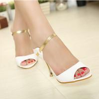 Cheap Leopard Print Flat Heel Women's Sandals 2014 Summer Women Summer Shoes 2014 Summer Shoes Fashion