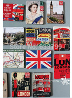 attraction magnet - London Attractions magnetic fridge magnets Cute Baby Fridge Magnet Refrigerator Magnets