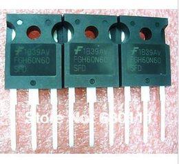 Wholesale FGH60N60SFD FGH60N60 N60 IGBT V A