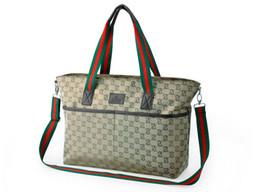 Wholesale Hot Fashion Multifuncational Baby Nappy bag Mummy bag Mother big Capacity Messenger Shoulder Diaper bags Bolsa Maternidade
