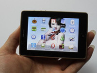 Wholesale T8100 Epad Dpad WIFI TV Cell Phone Touch Screen Quadband JAVA MP5 MSN YAHOO New Style