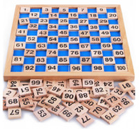 Wholesale New Arrived Montessori Educational Wooden Toys Digit Cognitive Math Toy Teaching Logarithm Version Kids Early Learning Toy Gift