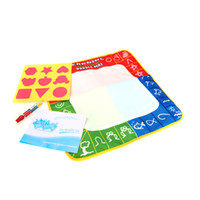 aqua play - High Quality Child Play mats cm Kids Drawing Magic Water Mat Aqua Doodle board Water Drawing Pen Painting Model