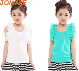Wholesale-Retail,Hot Fashion Solid Pattern Kids Clothes Sleeveless Three Colors Can Choose Cute And Comfortable Girls Casual Vest Tshirt