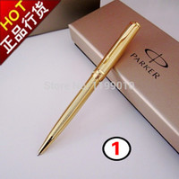 Wholesale ballpoint pen parker pens office supplies school Sonnet series high quality parker original metal pen promotion