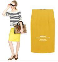 Vente en gros nouvelle 2015 vente chaude de mode bon marché street fashion jupe hip mince jupe moyenne étape femme femmes d'été jupe 8026