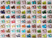 Wholesale 1000 Silver Core Murano Glass Lampwork beads fit European Charms bracelets Xmas Gifts Hot