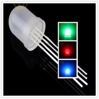 anode kits - mm RGB LED Common Anode Full Color Legs Diffused LED RGB kit diode