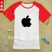 apple tshirts - New summer t shirts tshirts short sleeve apple shape cartoon cotton T shirt for boys amp girls T Shirts