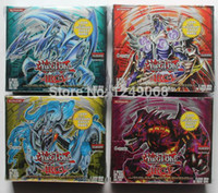 . trading cards - High Quality English Yugioh Cards Sleeves Yugioh Deck Playing Cards Poker Card Trading Card Yugioh Classic Toys