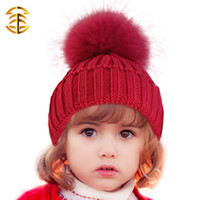Unisex baby winter clothes clearance - Warm Baby Hat Clearance Costume Beanie Apparel Accessories Fitted All Kids Clothing And Accessories Winter Knitted With fur
