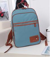 Backpack Style canvas backpacks - school bag for girls backpack fashion Korean backpack women female knapsack bag ladies canvas nylon laptop bag cute backpacks