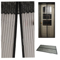 Wholesale New Arrival Summer Style Anti Mosquito Insect Screen Door Curtain Magnetic Mosquito Net of Mosquito Window