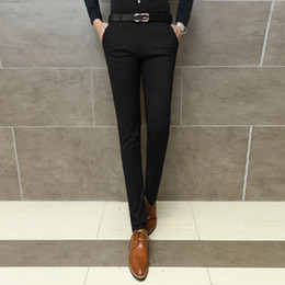 Discount Mens Skinny Suit Trousers | 2017 Mens Skinny Suit