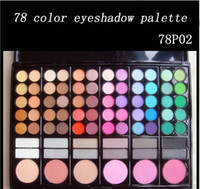 best cheap makeup palette - Free shopping cheap Best Selling Colors Eyeshadowpalette color eye shadow color lip color blush makeup palette
