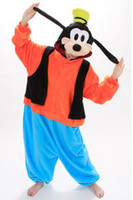 Men adult oneise - Anime Animal Goofy Adult Unisex Women Men Oneise Cosplay Pajamas Costumes for Halloween Polar Fleece Jumpsuit Plus Size