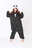 Men adult size onesie - Novelty Cosplay Anime Jack Skellington Skeleton Designer Costume Adult Unisex Onesie Party Christmas Pajamas Plus Size S XL