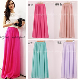 Discount Long Summer Skirt For Ladies | 2017 Long Summer Skirt For ...