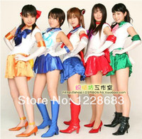 japanese dress style - Styles Women s Cartoon Dress Anime Japanese School Uniform Navy Sailor Moon Cosplay Costume