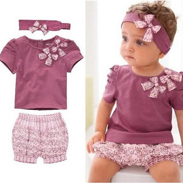 Wholesale 2015 Summer Baby Clothes Cotton Baby Clothing Set Kids ...