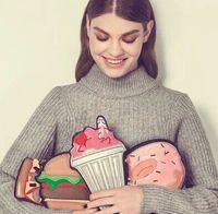 Clutch Bags ladies bags uk - New Look UK Salvatore lady bag zipper mini ice cream shake hand bag Chaomeng handbag