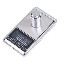 Wholesale g g Mini Digital LCD Portable Pocket Jewelry Diamond Gold Silver Scale Tester Measure OZ CT TL GN