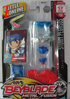 Wholesale In stock HASBRO Constellation Beyblade Spin Top Toy Clash Beyblade Metal Fusion Battle Online