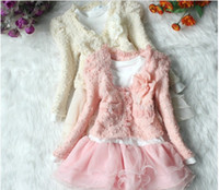 Wholesale new fashion lolita child dresses girl dress party wear baby dress girl s clothing kids clothes