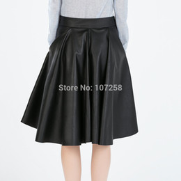 Faux Leather Skirts Online