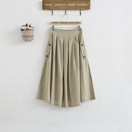 Discount Long Maxi Skirt Pockets | 2017 Long Maxi Skirt Pockets on ...