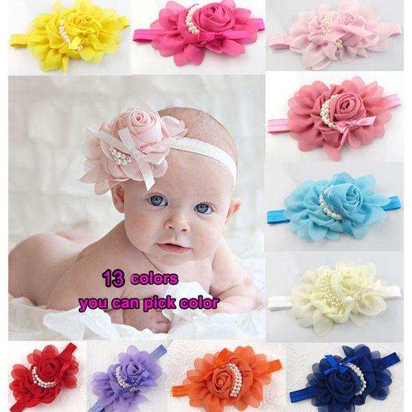 Wholesale Christmas Children Baby Headband Hair