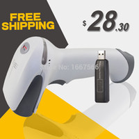 Wholesale RD Wireless Barcode Scanner wireless laser barcode reader scanner USB handheld wireless barcode reader