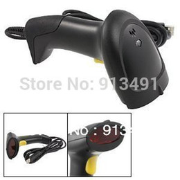 Wholesale-Acan 9800 USB Automatic Laser Barcode Scanner Bar Code Reader+Holder Stand + Free Shipping