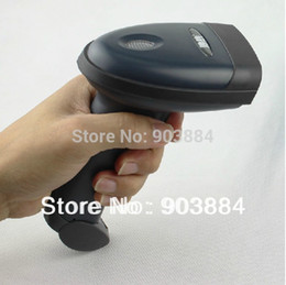 Wholesale-Free Shipping!!Brand Striking resistant bar code Wireless scanner shockproof bar code scanner Long obstacle 50m