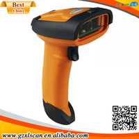 Wholesale supermarket d barcode scanner handheld d code scanner bar code reader qr code reader USB interface NT
